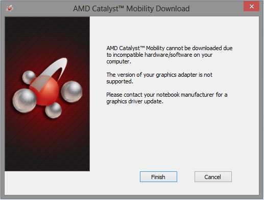 Amd radeon hd 7500m and hd 7600m series graphics driver download.